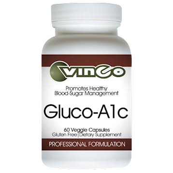 Vinco Glukokine Dietary Supplement - 60 Tablets