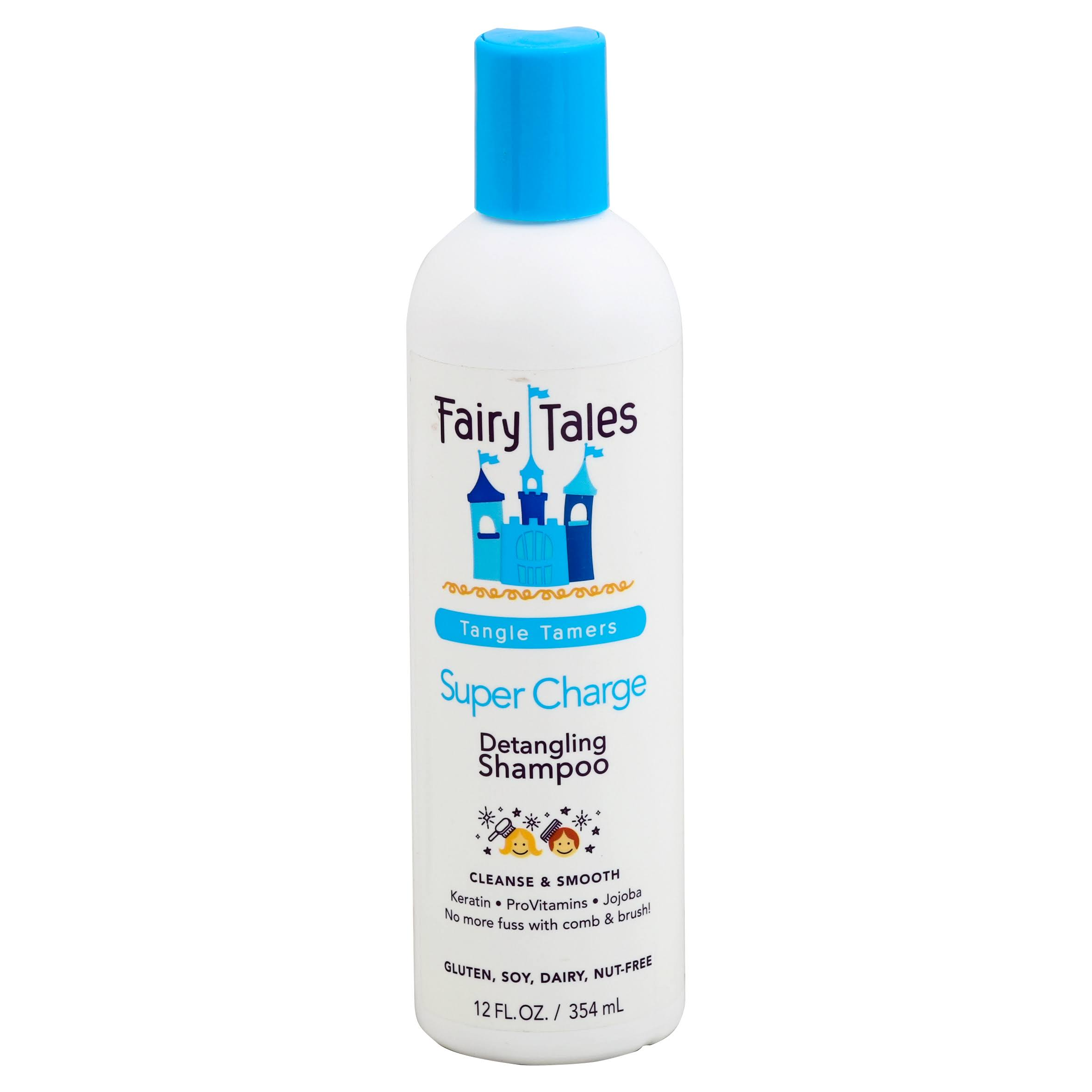 Fairy Tales Super-Charge Detangling Shampoo - 12oz