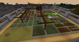 Minecraft Automatic Pumpkin Farm by Regrowth Farm Setup Ideas Feedthebeast