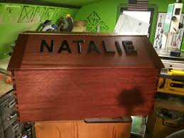 Build Wooden Toy Chest by How To Build A Toy Chest Greene And Greene Style Youtube