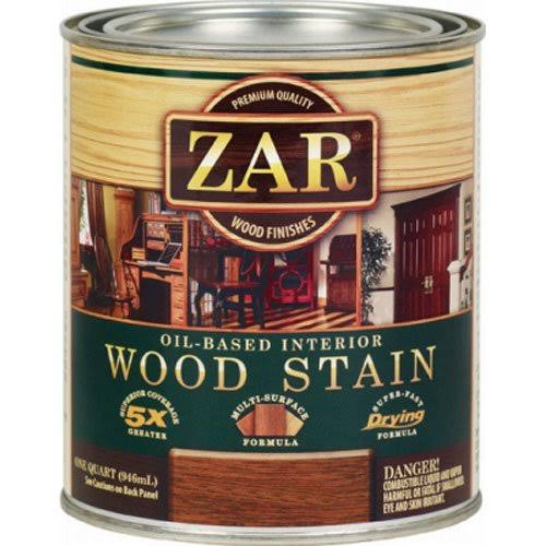 ZAR Wood Stain - Rosewood, 1 Quart