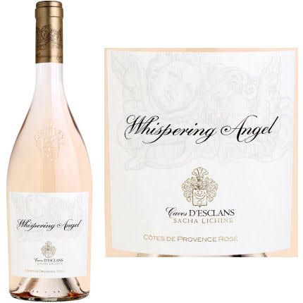 D'Esclans Whispering Angel Rose, France (Vintage Varies) - 750 ml bottle