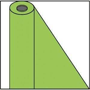 "Amscan Plastic Table Cover Roll - Kiwi Green, 40"" x 100'"
