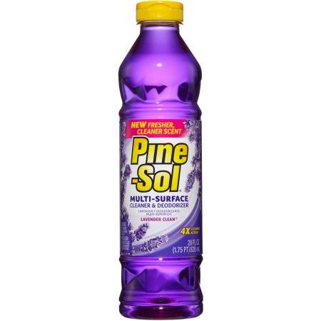 Pine-Sol Multi-Surface Cleaner & Deodorizer - Lavender, 28oz