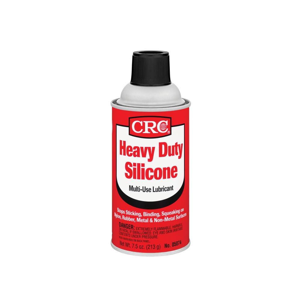 CRC Heavy Duty Silicone Multi-Use Lubricant