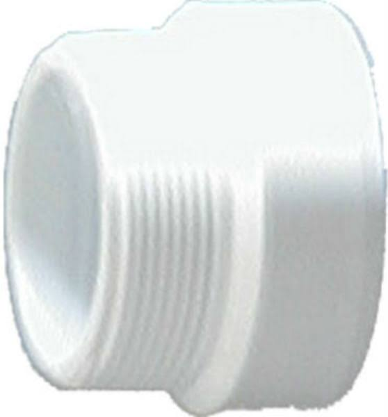 Genova Products Adapter - Pvc