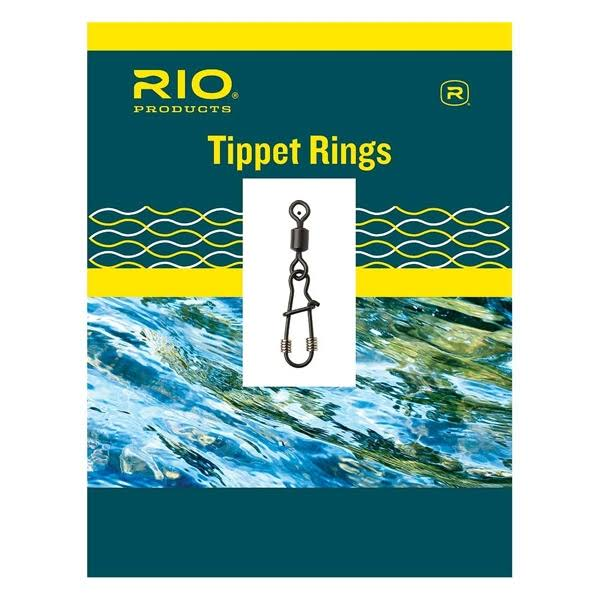 Rio Trout Lightweight Tippet Rings - 10pk