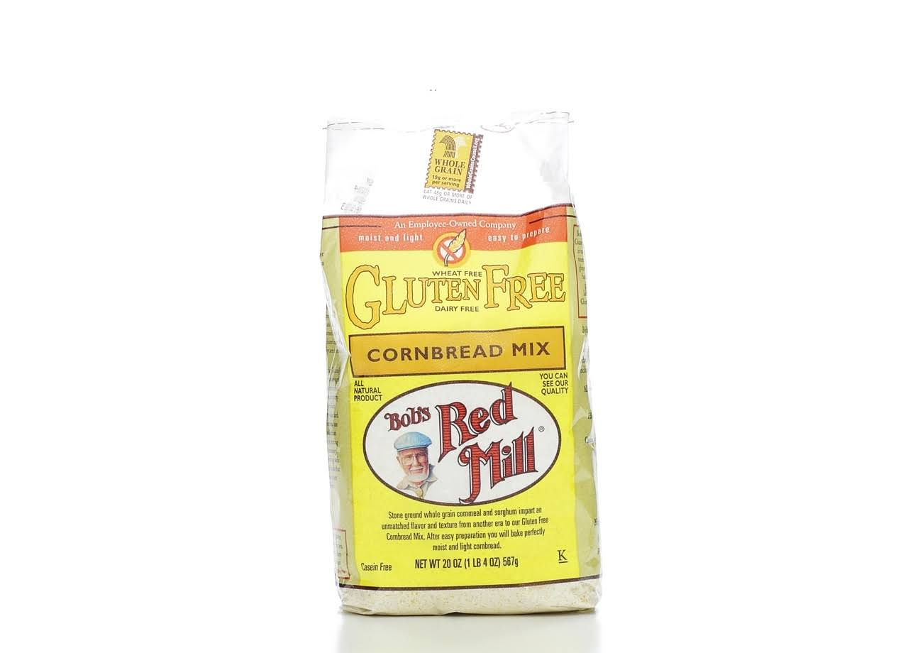 Bob's Red Mill Gluten Free Cornbread Mix - 20oz