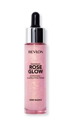 Revlon Photoready Rose Glow Face Makeup Primer - Rose Quartz, 1.0oz