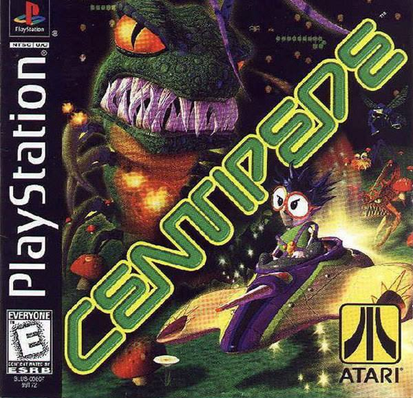 Centipede - Play Station 1