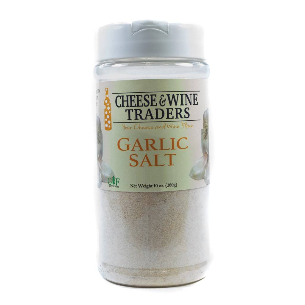 Cheese and Wine Traders Garlic Salt - Novelli's - Delivered by Mercato