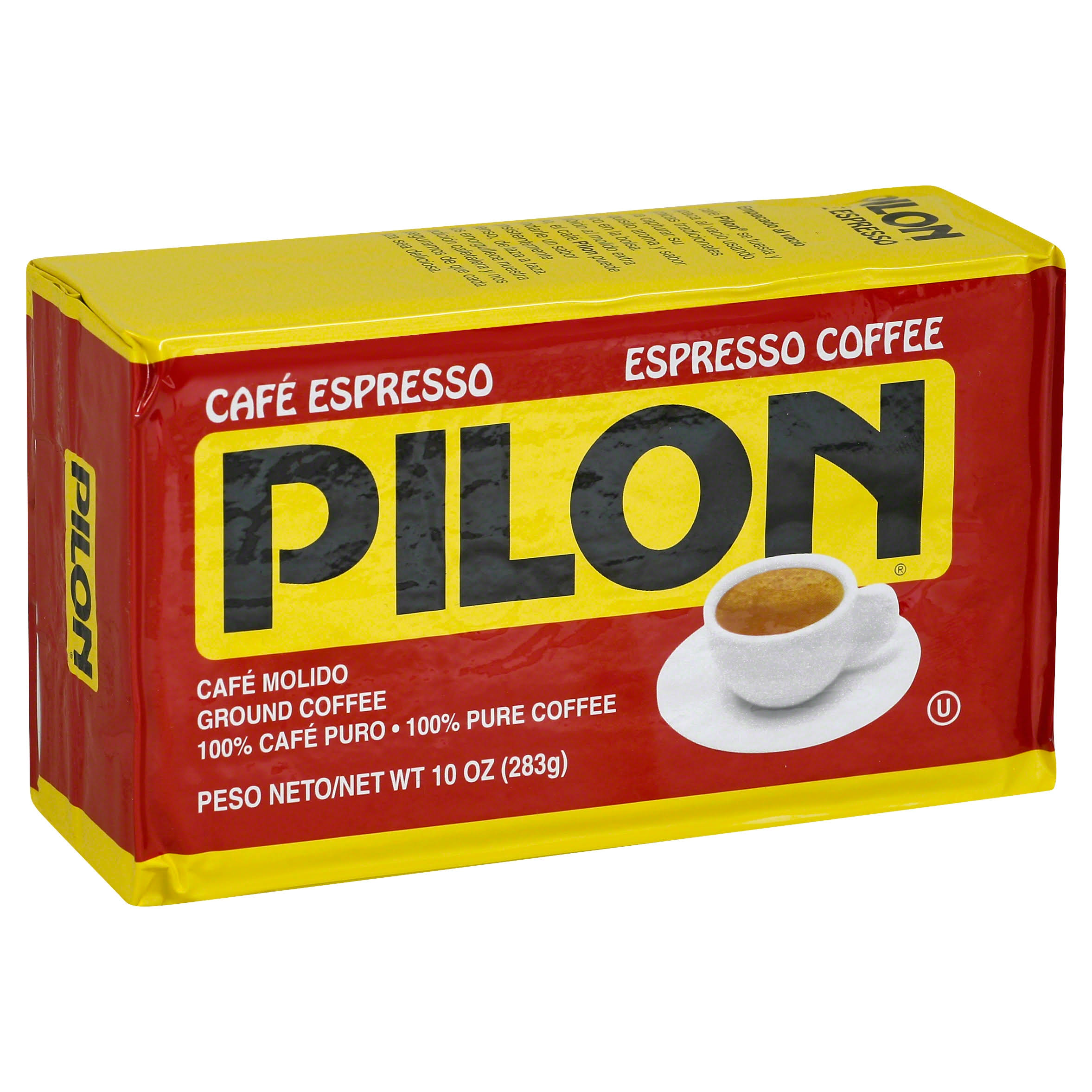 Pilon Espresso Ground Coffee - 10oz