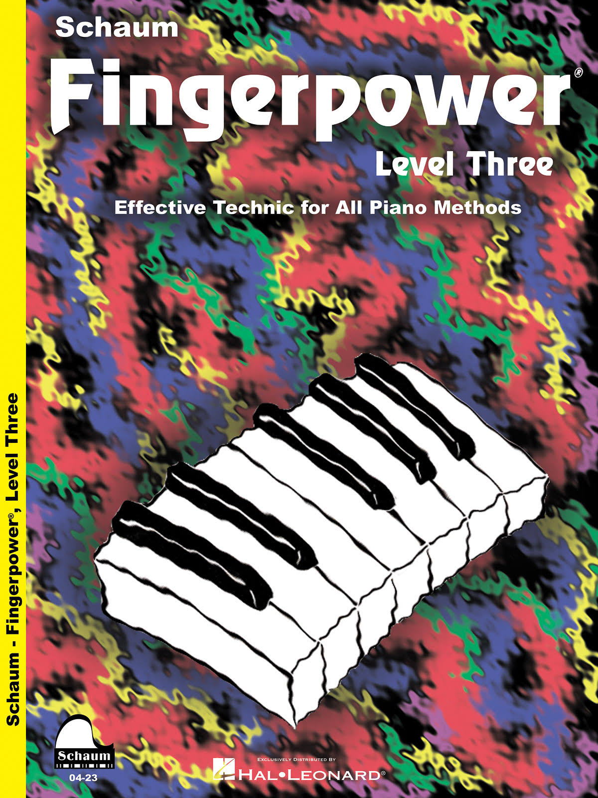 Fingerpower Level 3: Effective Technic for All Piano Methods - Hal Leonard