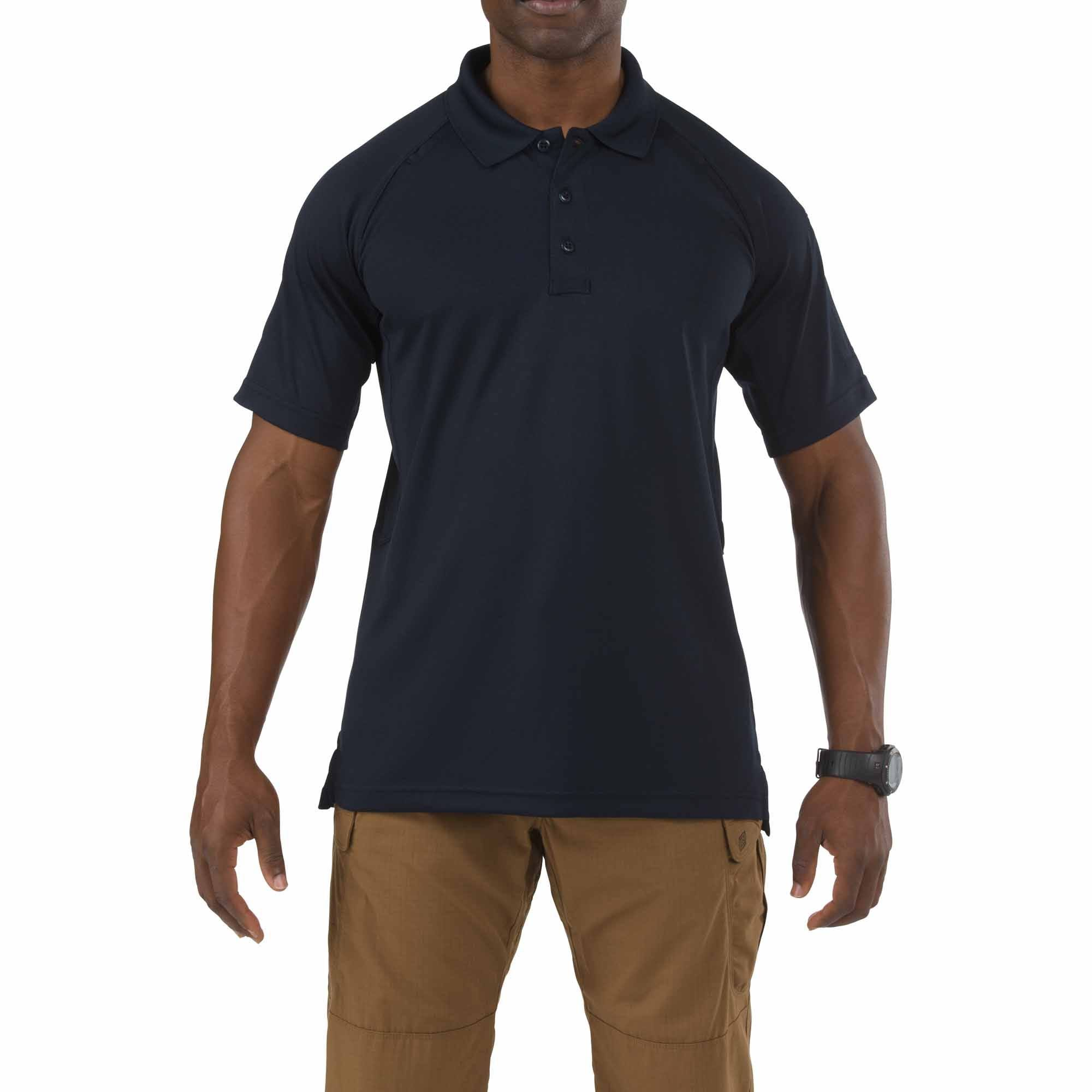 5.11 Performance Polo Short Sleeve Shirt - Dark Navy