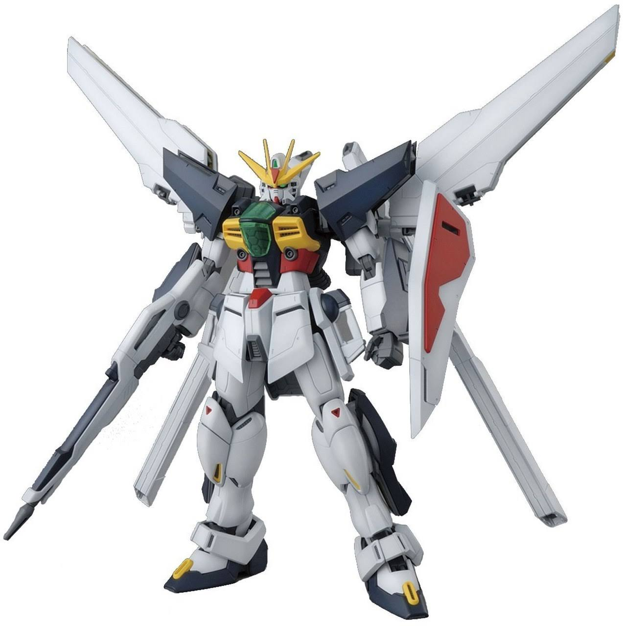 Bandai Mg Gundam Double X Model Kit