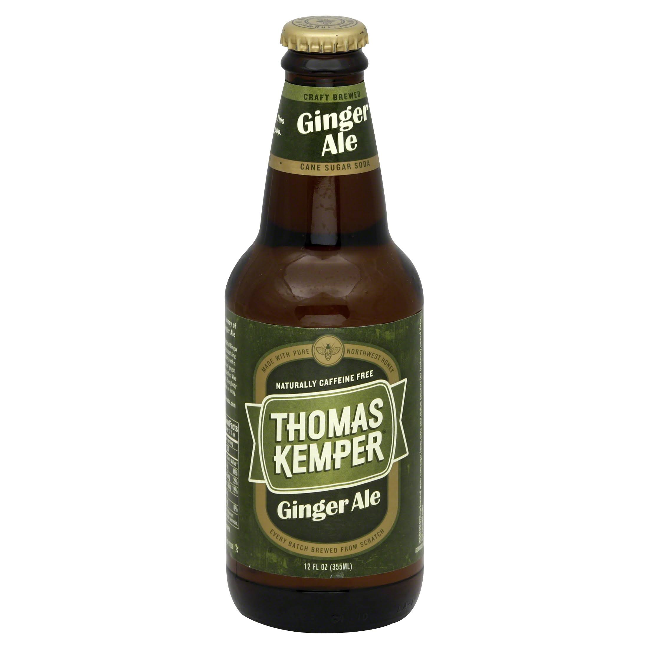 Thomas Kemper Ginger Ale - 12 fl oz