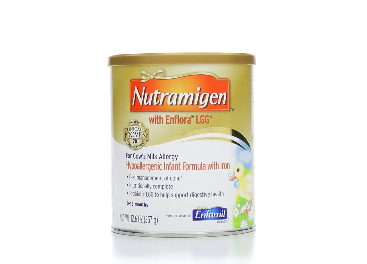 Enfamil Nutramigen Powdered Formula - 12.6 oz, with Enflora LGG