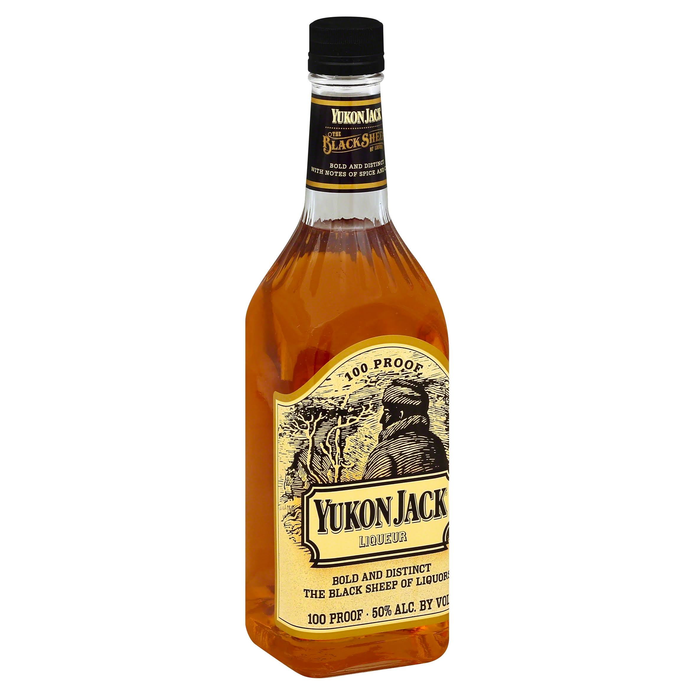 Yukon Jack Wicked Hot Cinnamon Whiskey