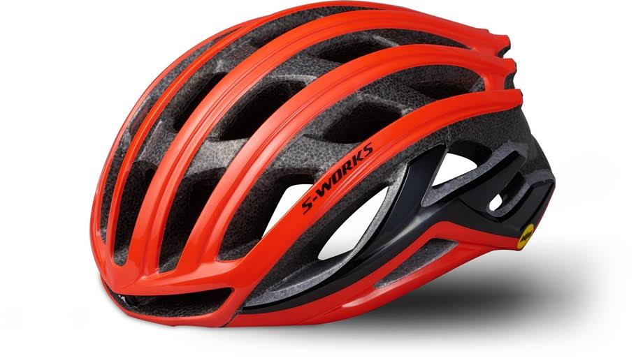 S-Works Prevail II MIPS with ANGi Rocket Red / MD