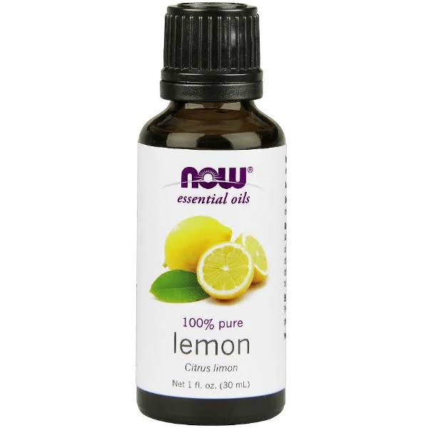 Now Essential Oils - Lemon, 30ml