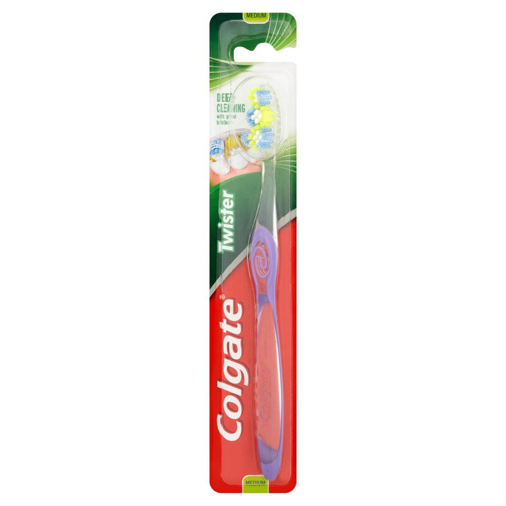 Colgate Toothbrush Twister Fresh Medium
