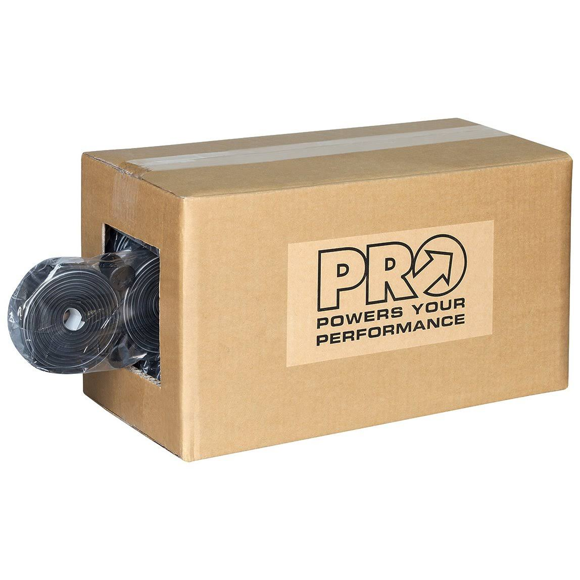Pro Sport Control Bicycle Handlebar Tape - Bulk Box of 24 (Black)