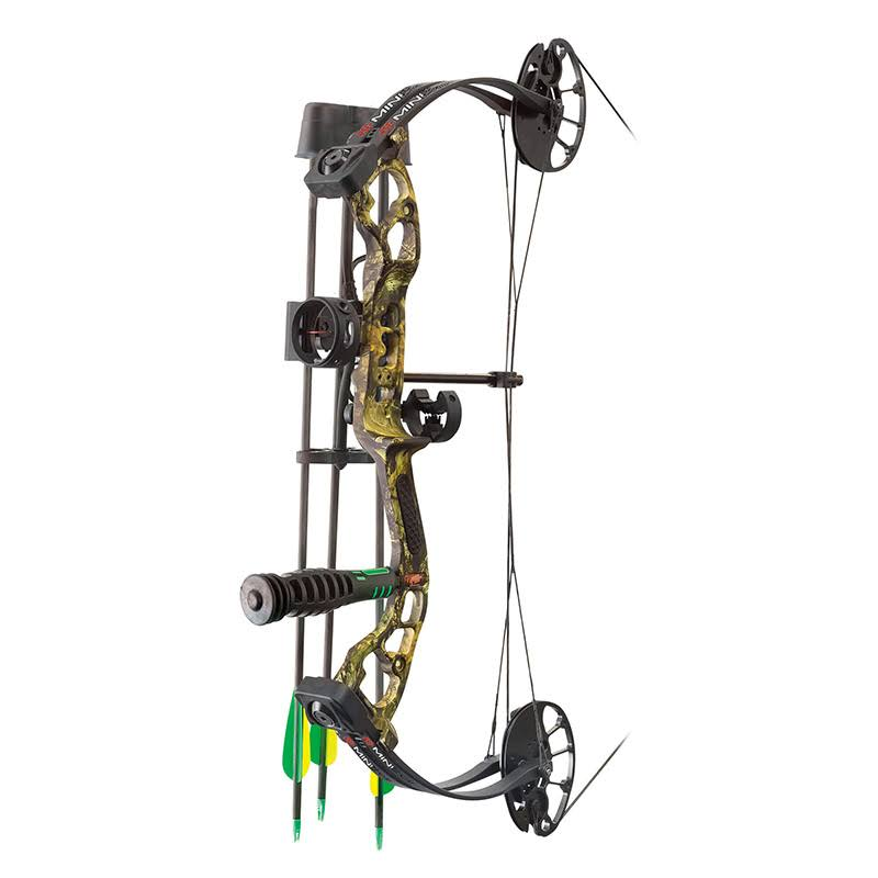 PSE Mini Burner RTS Compound Bow - Mossy Oak Country Camo