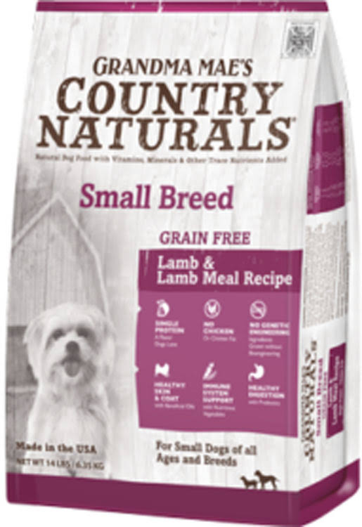 Country Naturals Grain Free Lid Small Breed Dog