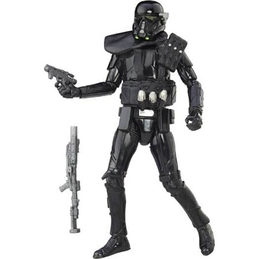 Star Wars Rogue One The Black Series Imperial Death Trooper Exclusive