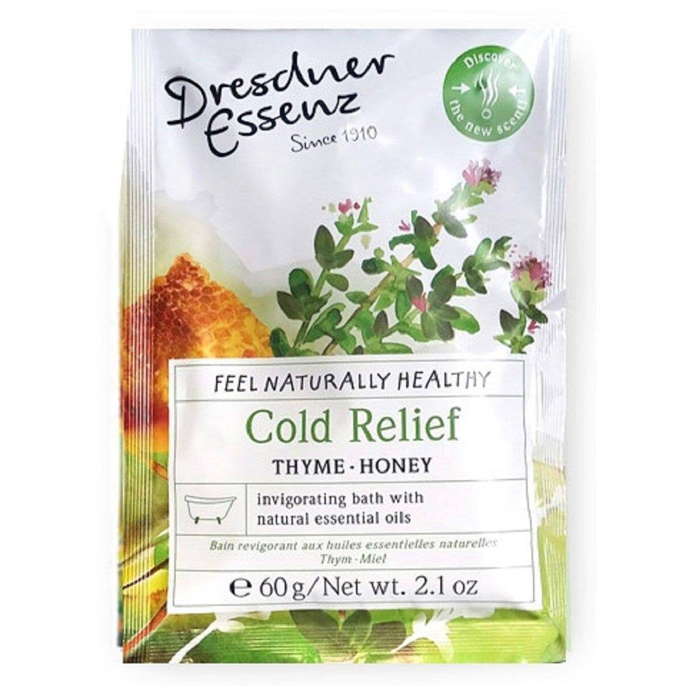 Dresdner Cold Relief Bath Packet - 60g