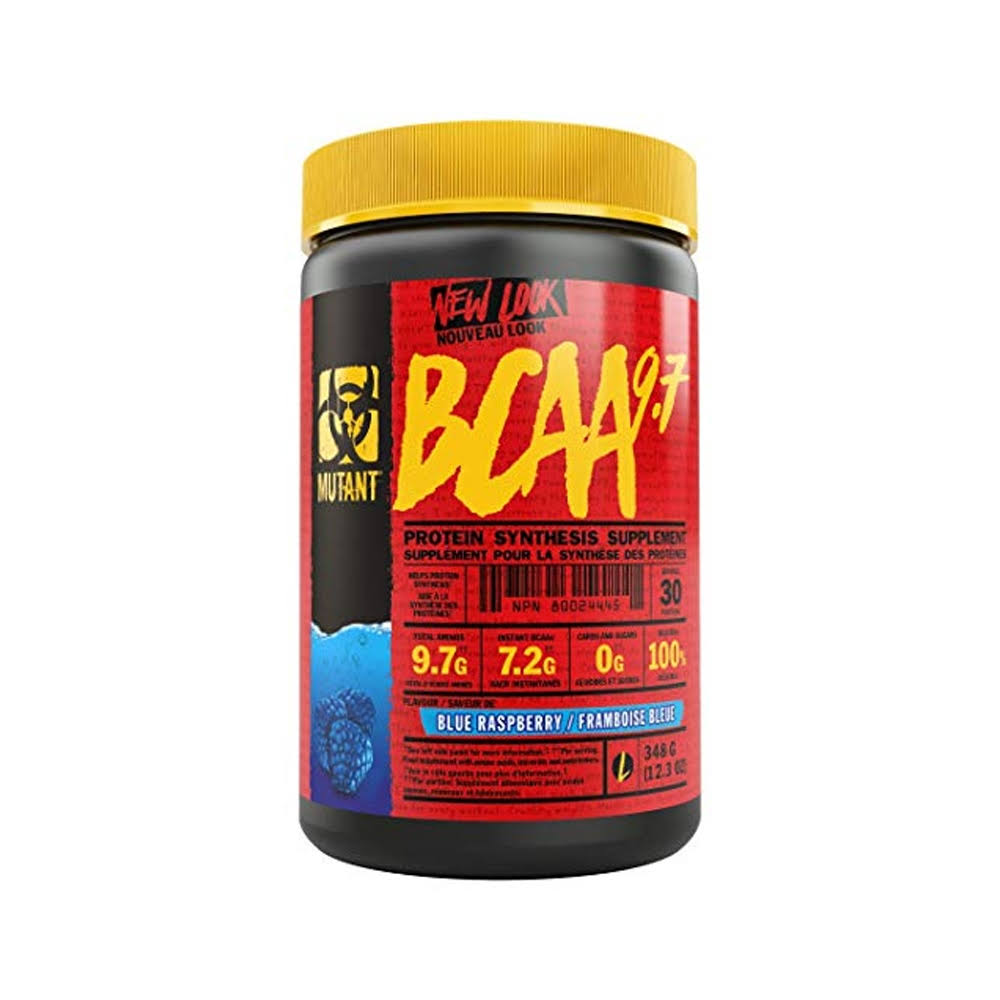 Mutant BCAA 9.7 348g Half & Half Iced Tea Lemonade