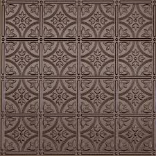 Tin Ceiling Tiles Home Depot by Plastic Drop Ceiling Tiles Ceiling Tiles The Home Depot