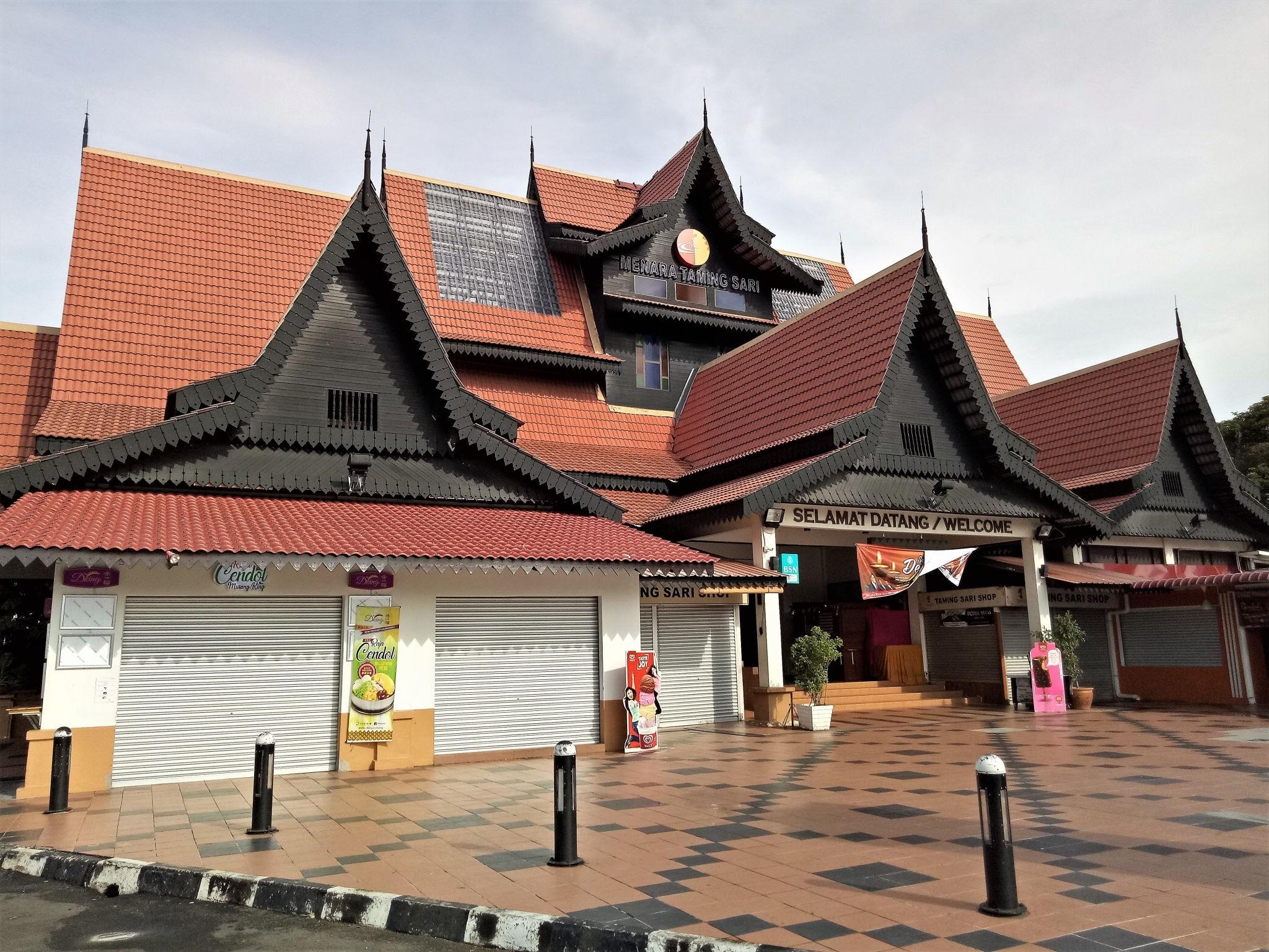 Menara Taming Sari, Bandar Hilir, Malacca