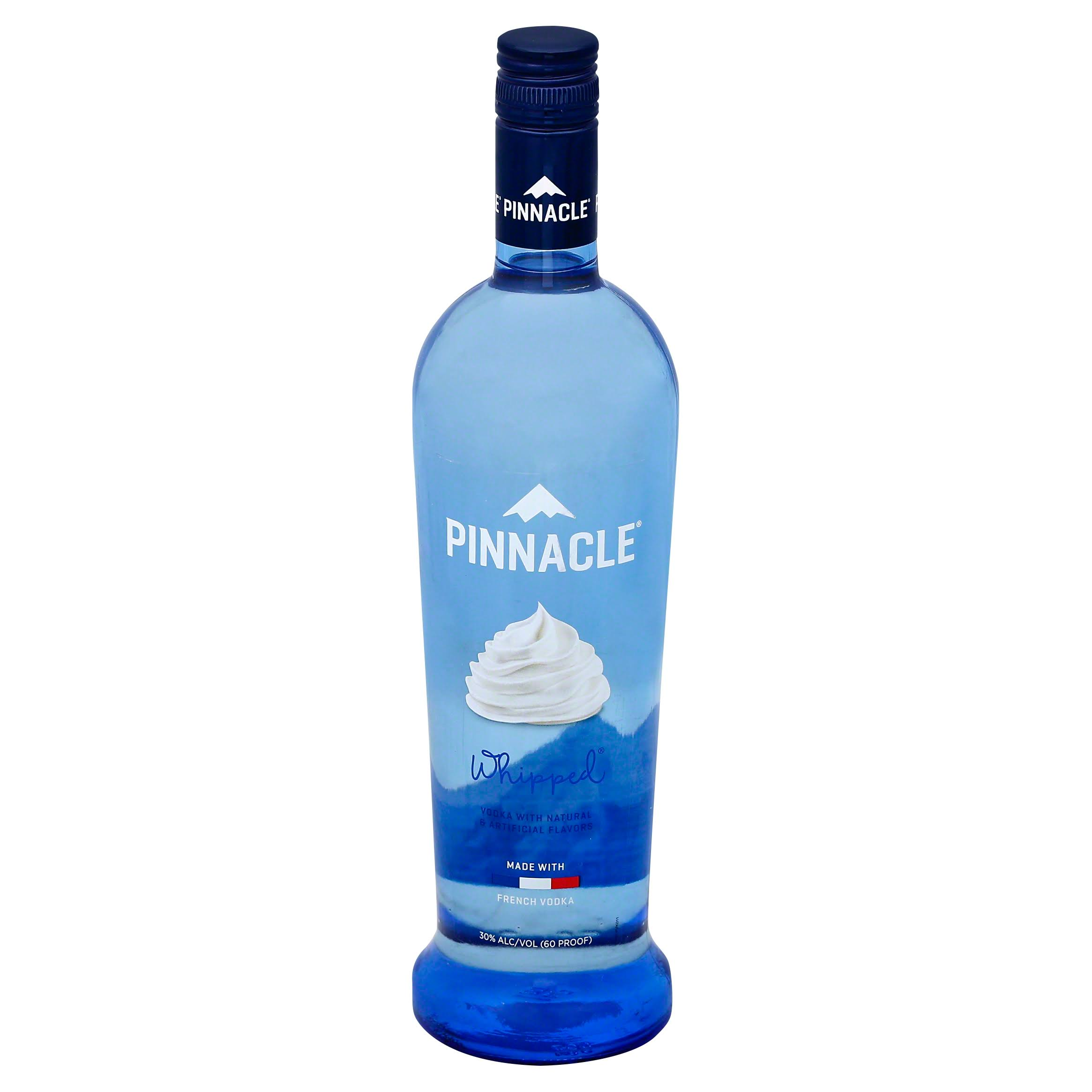 Pinnacle Vodka Whipped Cream - 750ml