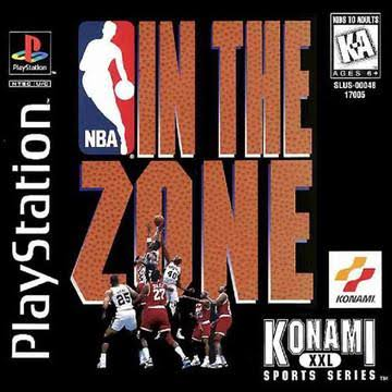 Nba: In the Zone - Playstation 1