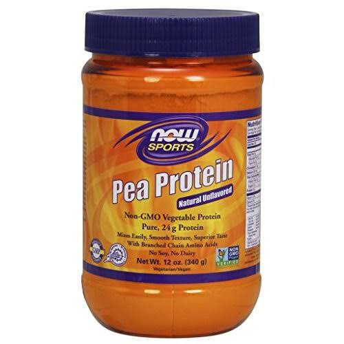 Now Foods Pea Protein - 340g, Unflavored