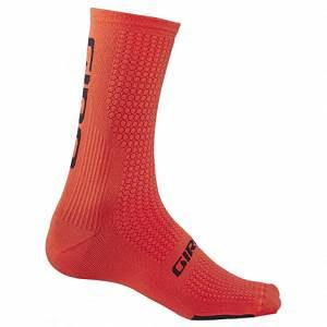 Socks Giro HRC Team Vermillion / Black