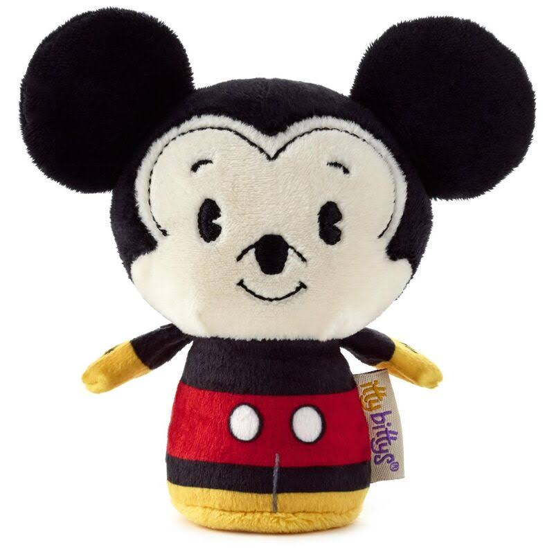 Itty bittys Mickey Stuffed Animal, 2nd in Mickey Mouse Series