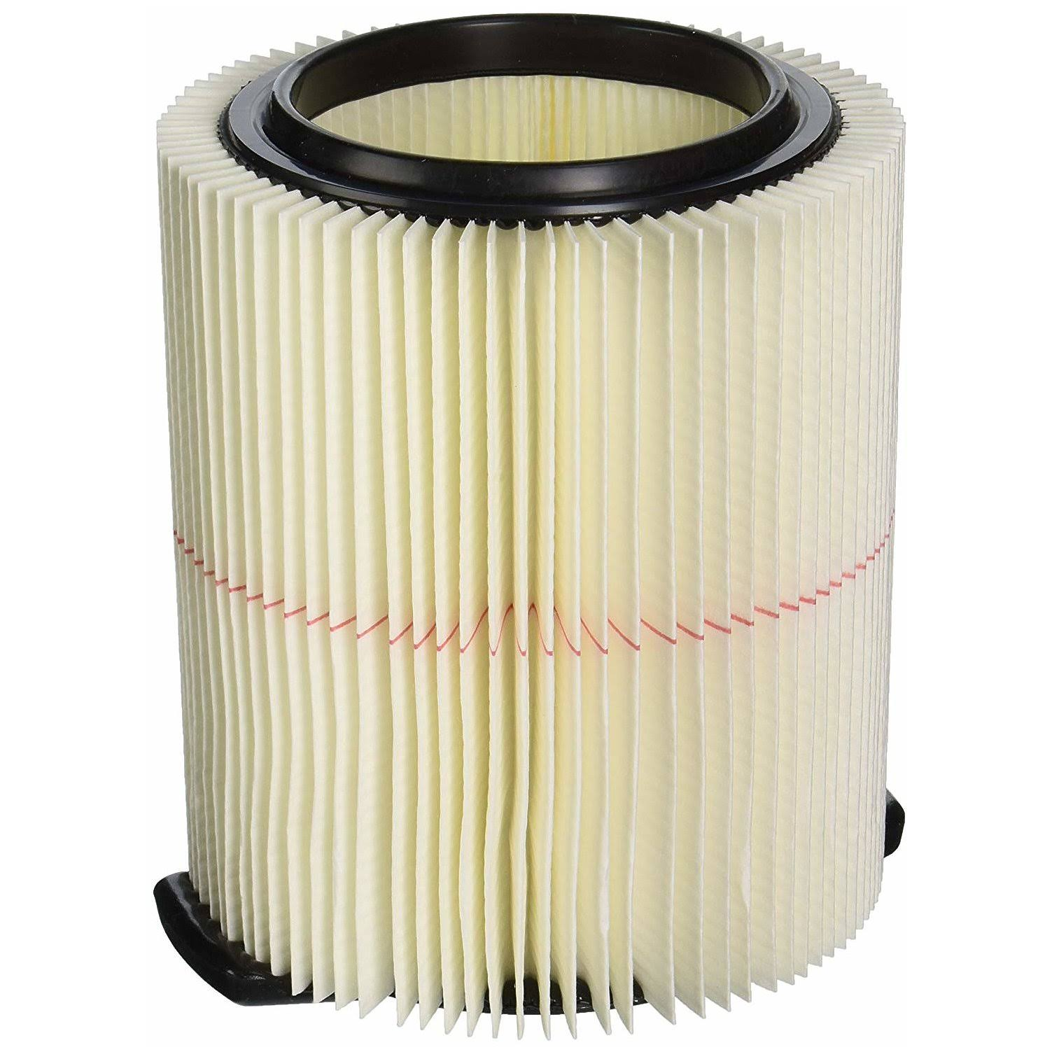Craftsman 9-38754 Wet and Dry Vacuum Filter - Red Stripe, 5gal