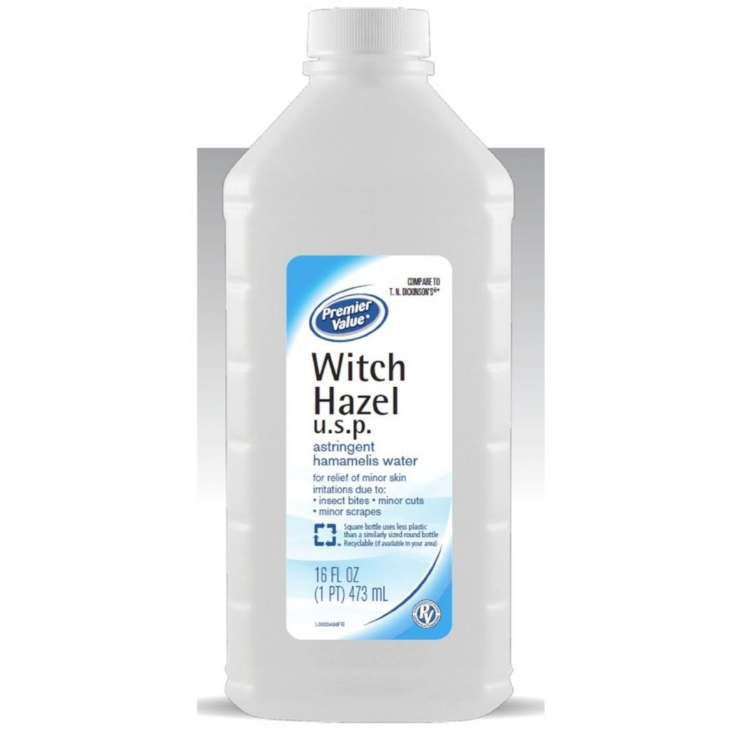 Premier Value Witch Hazel - 16oz
