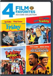 4 Film Favorites: Ice Cube Collection - DVD