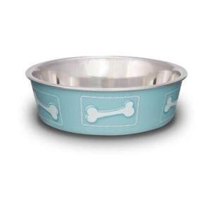 Loving Pet Bella Bowl - Coastal Blue, Large
