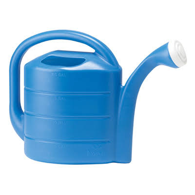 Novelty 30409 Watering Can - Bright Blue, 2gal