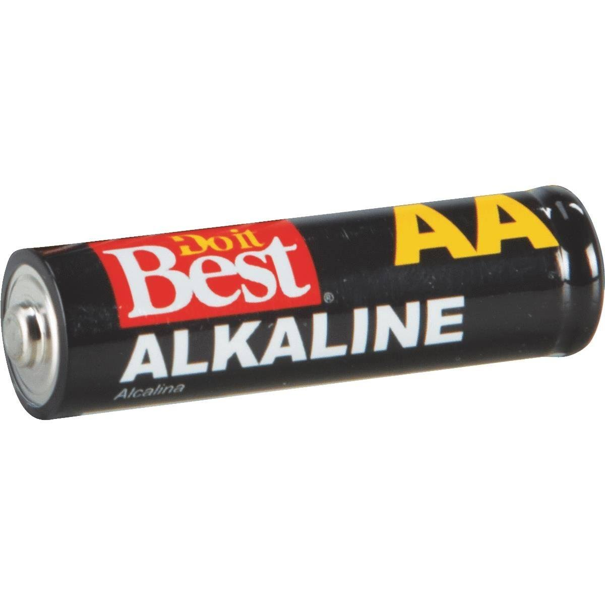 Do It Best Alkaline Battery - Aa