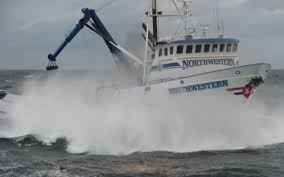 Deadliest Catch Boat Sinks Crew by The Boat F V Northwestern