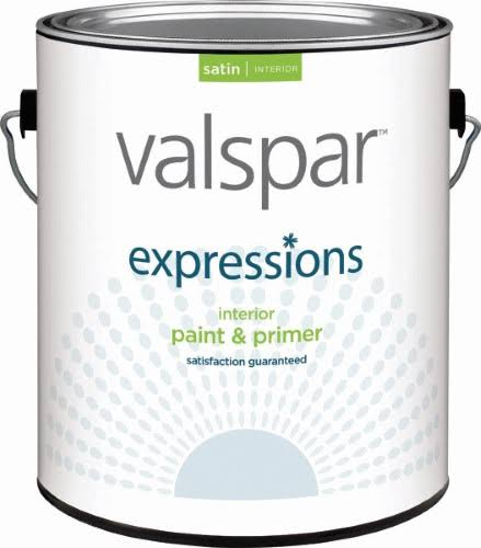 Valspar Expressions 17042 Latex Paint 1 Gal Pastel Base