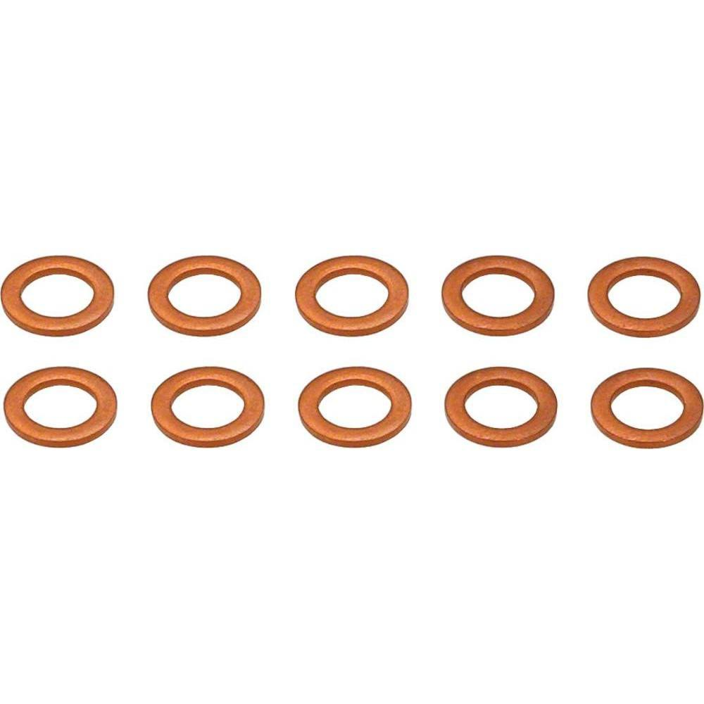 Hope Copper Seal Washer - Bag of 10