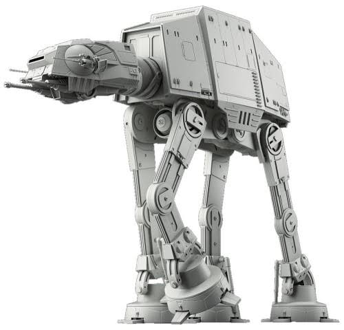 Bandai Hobby Star Wars Model Kit - AT-AT Walker