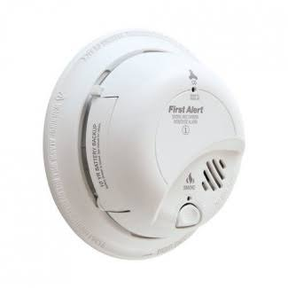 First Alert 1039807 Smoke and Carbon Monoxide Alarm - White
