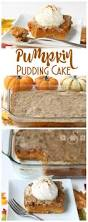 Cake Mix And Pumpkin by Pumpkin Pudding Cake Butter With A Side Of Bread